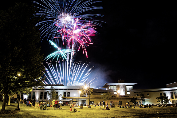July 3rd Concert & Fireworks | The Ohio State University at